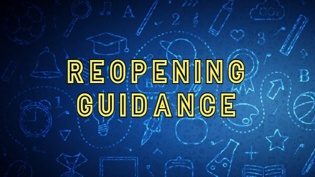 Reopening Guidance From NYSED